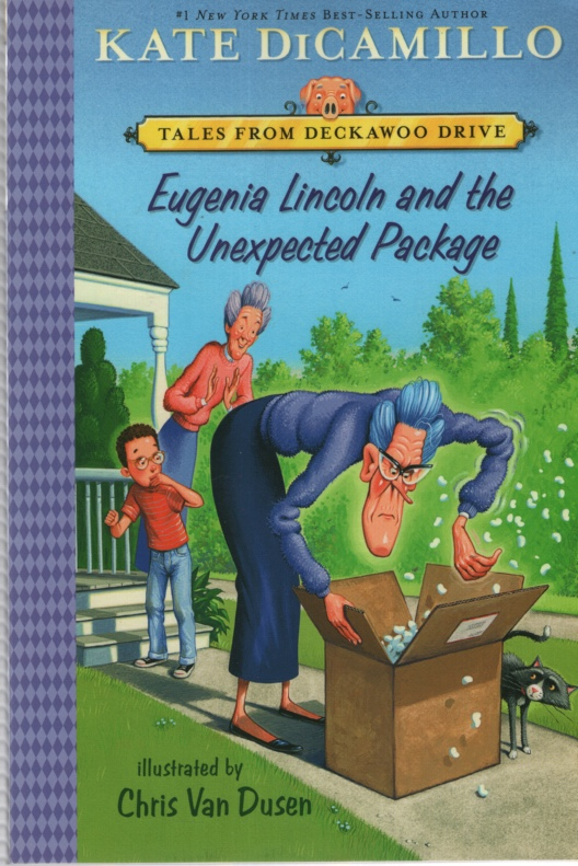 Image for EUGENIA LINCOLN AND THE UNEXPECTED PACKAGE