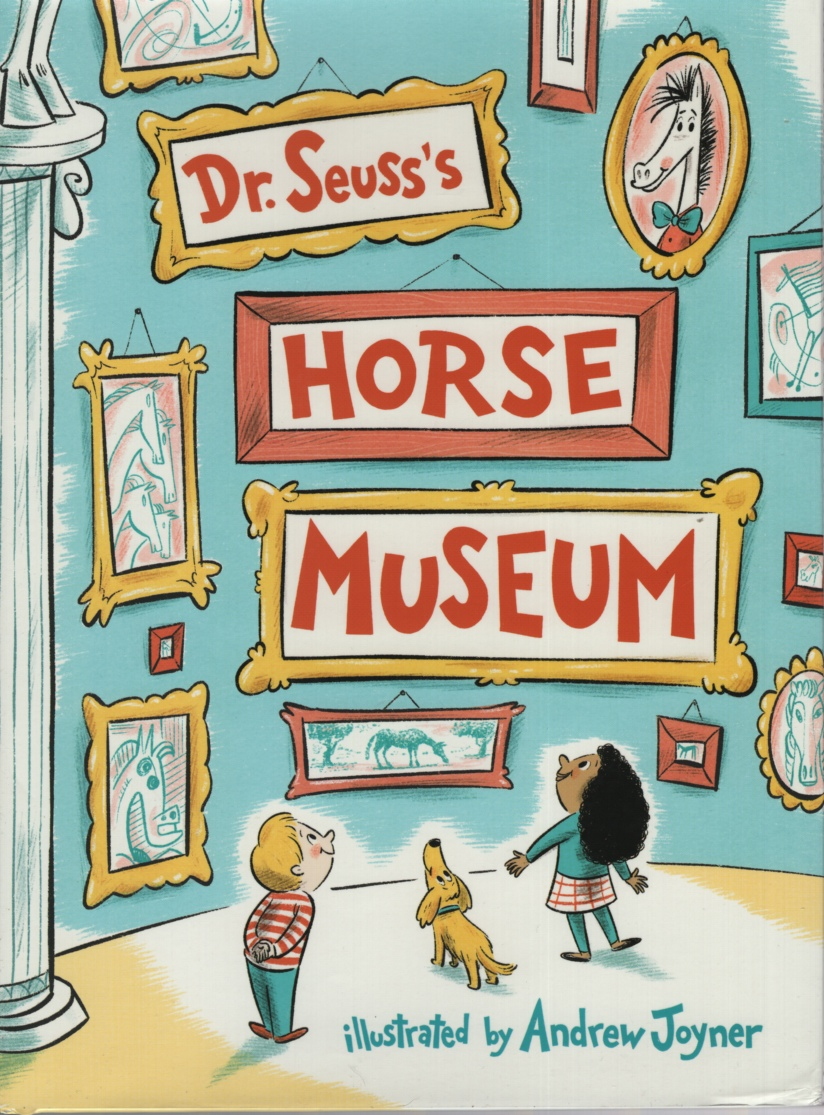 Image for DR SEUSS'S HORSE MUSEUM
