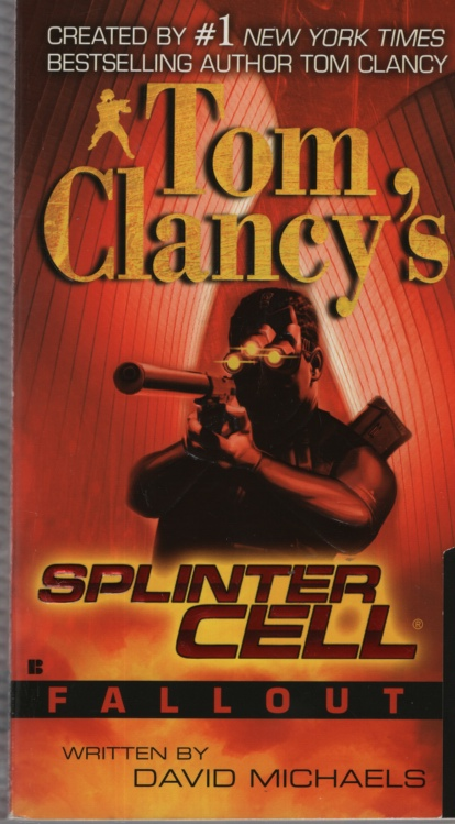 Image for SPLINTER CELL: FALLOUT [ TALL PB ]