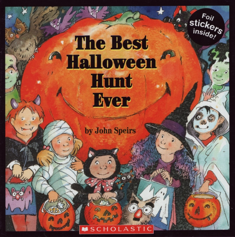 Image for THE BEST HALLOWEEN HUNT EVER