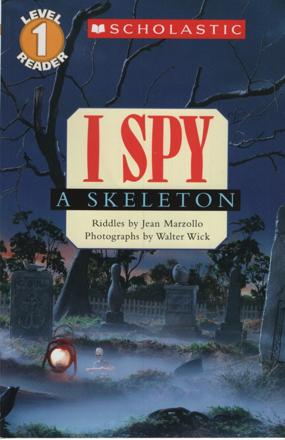 Image for I SPY A SKELETON