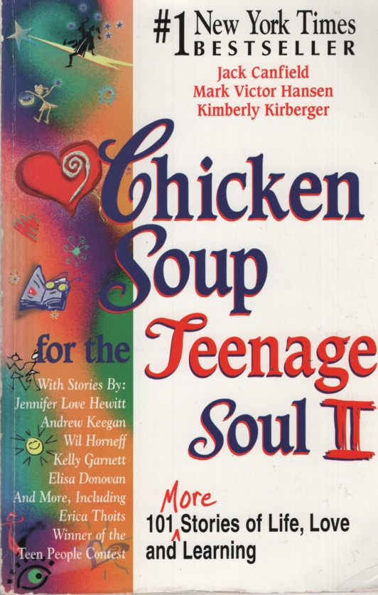 Image for CHICKEN SOUP FOR THE TEENAGE SOUL II