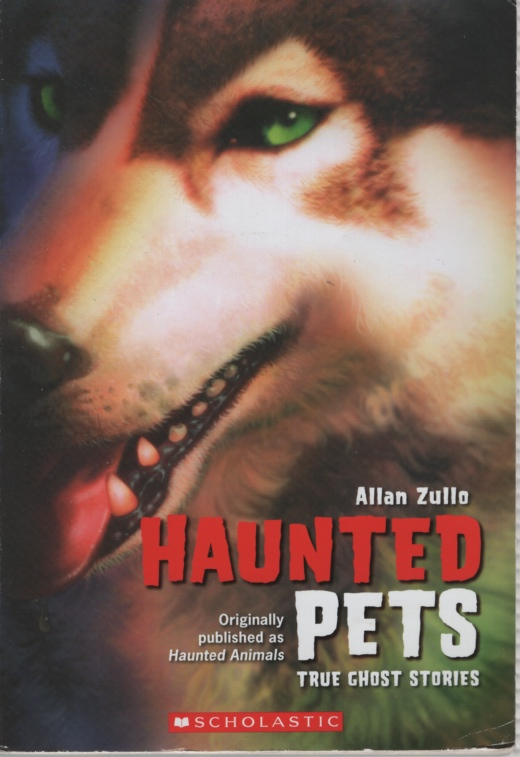 Image for HAUNTED PETS True Ghost Stories
