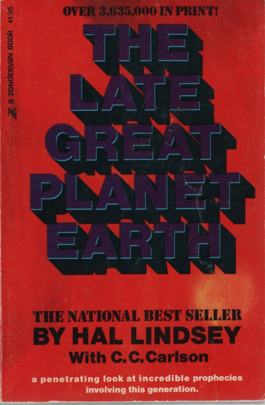 Image for THE LATE GREAT PLANET EARTH