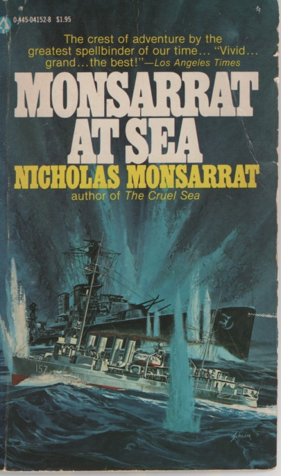 Image for MONSARRAT AT SEA