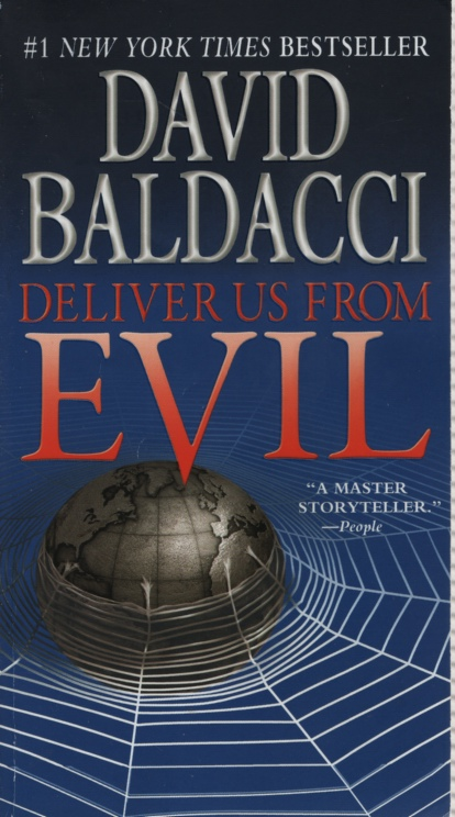Image for DELIVER US FROM EVIL [TALL PB]