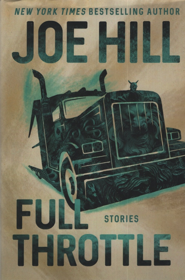 Image for FULL THROTTLE, STORIES