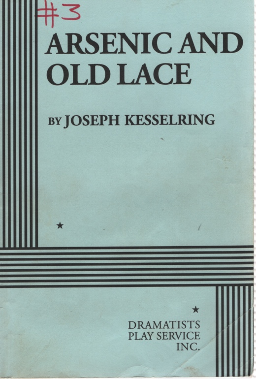 Image for ARSENIC AND OLD LACE