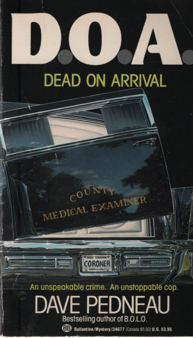 Image for D.O.A. DEAD ON ARRIVAL