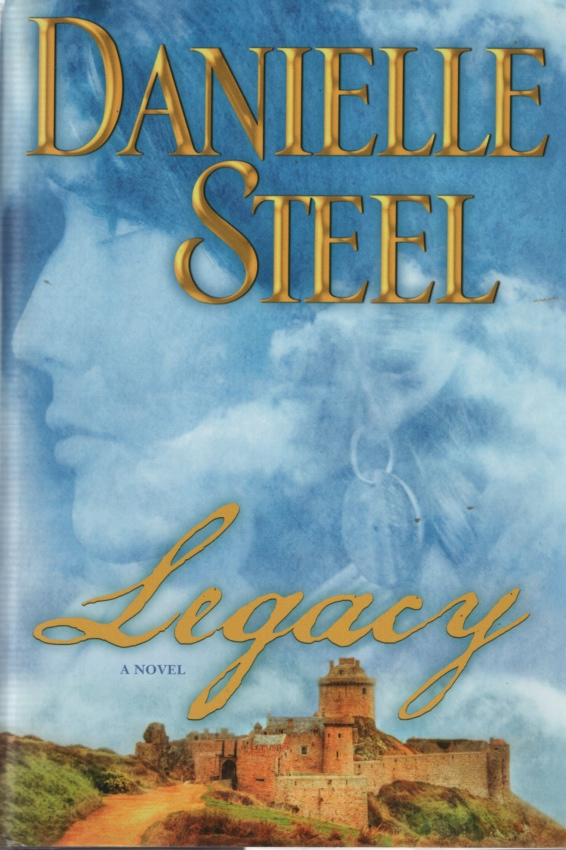 Image for LEGACY [LARGE PRINT]