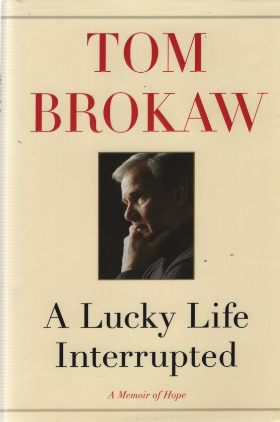 Image for A LUCKY LIFE INTERRUPTED  A Memoir of Hope