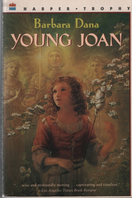 Image for YOUNG JOAN Based on the Life of Saint Joan of Arc