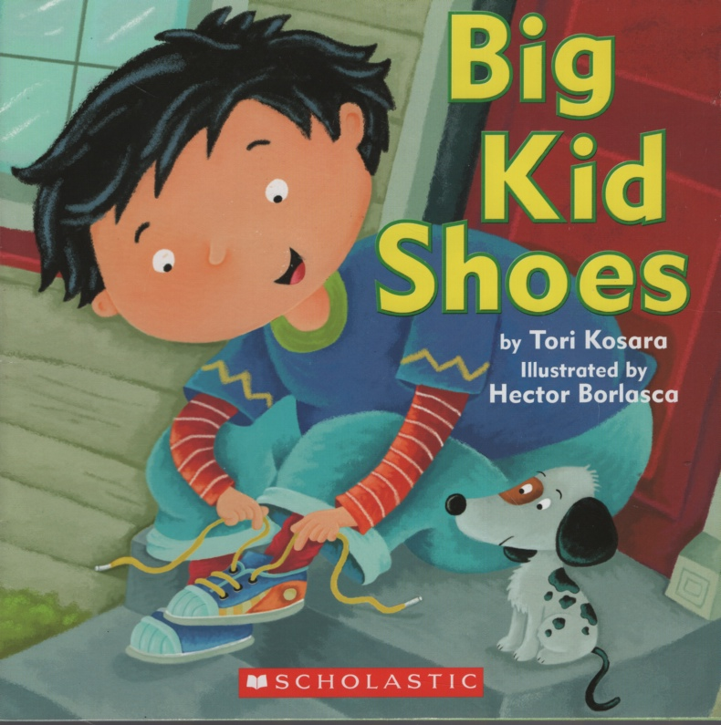 Image for BIG KID SHOES