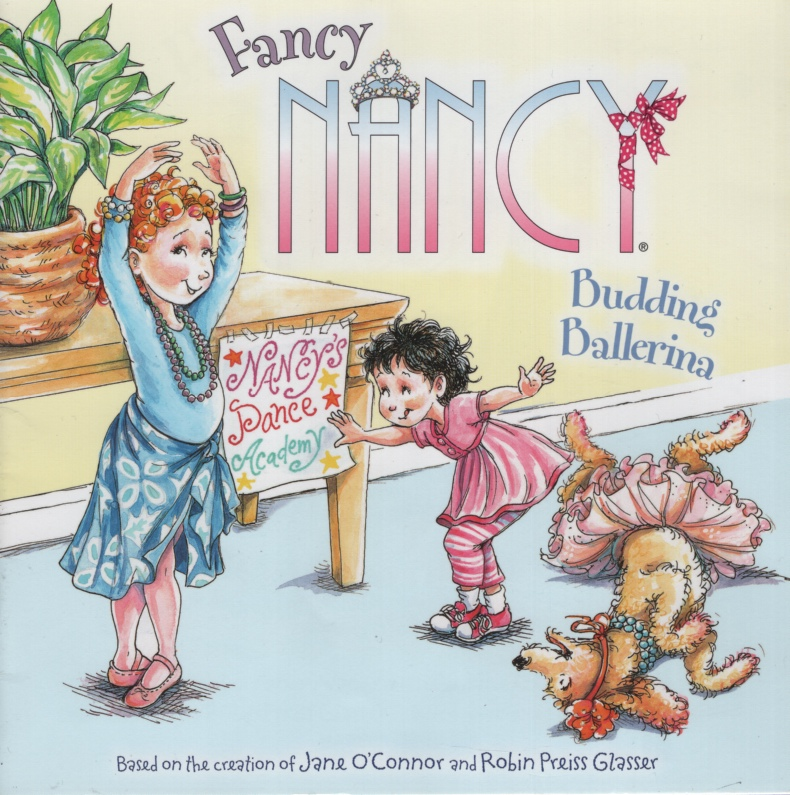 Image for FANCY NANCY BUDDING BALLERINA