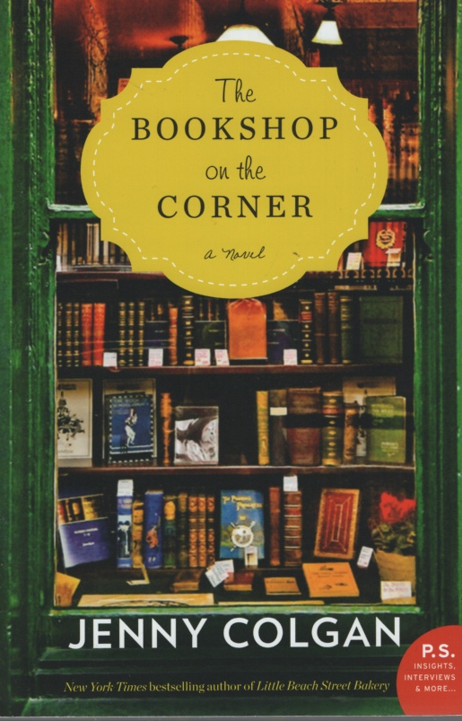Image for THE BOOKSHOP ON THE CORNER