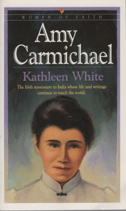 Image for AMY CARMICHAEL