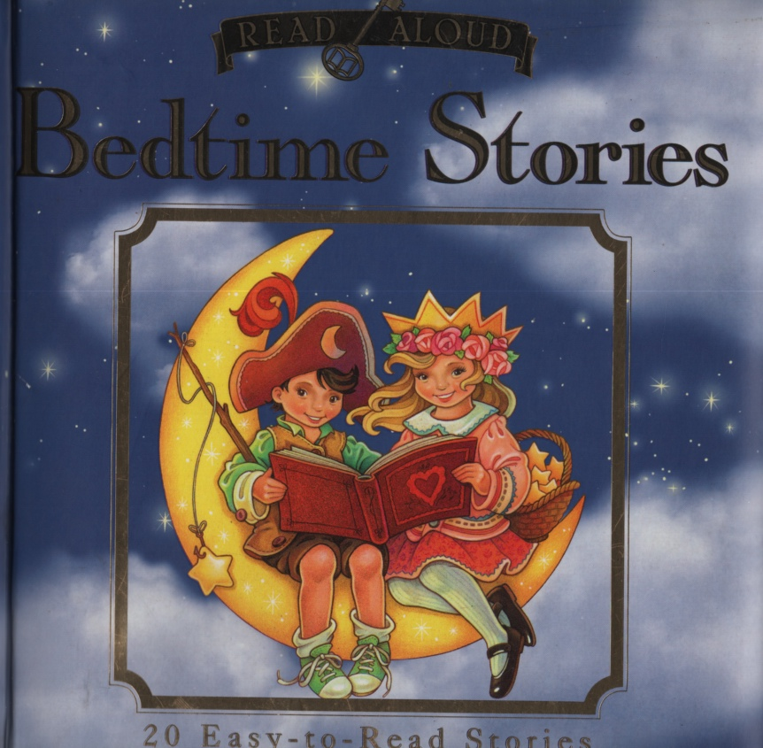 Image for READ ALOUD BEDTIME STORIES