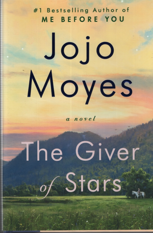 Image for THE GIVER OF STARS