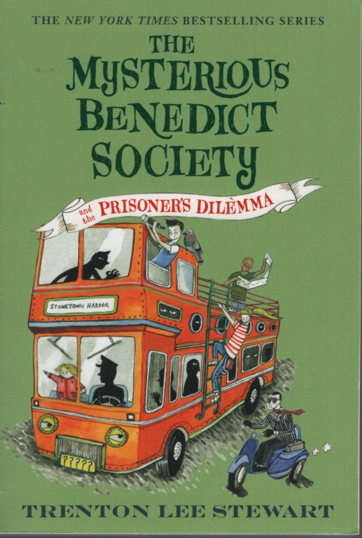Image for THE MYSTERIOUS BENEDICT SOCIETY AND THE PRISONER'S DILEMMA