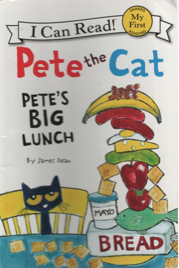 Image for PETE'S BIG LUNCH