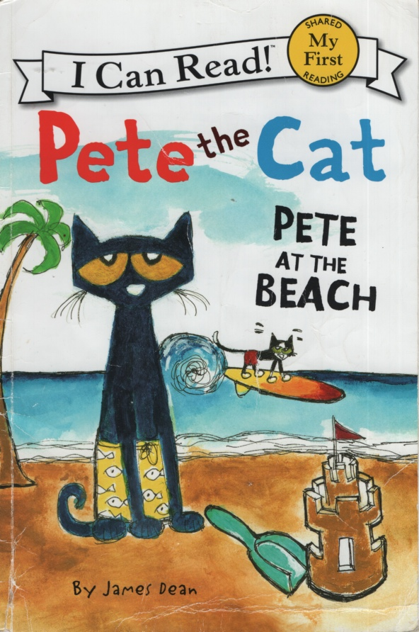 Image for PETE AT THE BEACH
