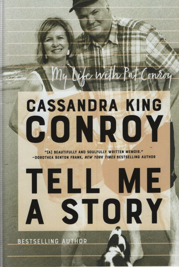 Image for TELL ME A STORY My Life with Pat Conroy