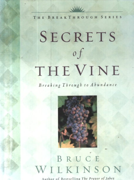 Image for SECRETS OF THE VINE Breaking through to Abundance
