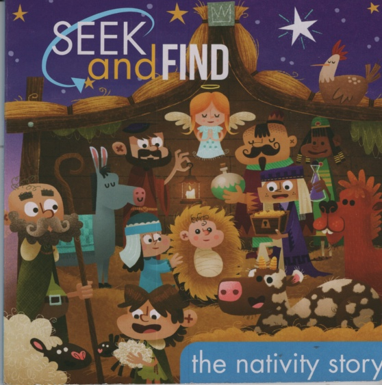 Image for SEEK AND FIND THE NATIVITY STORY