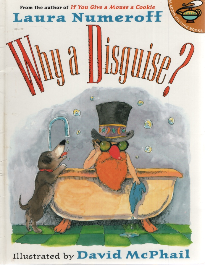 Image for WHY A DISGUISE?