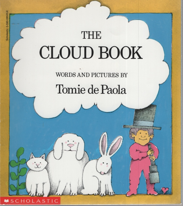Image for THE CLOUD BOOK