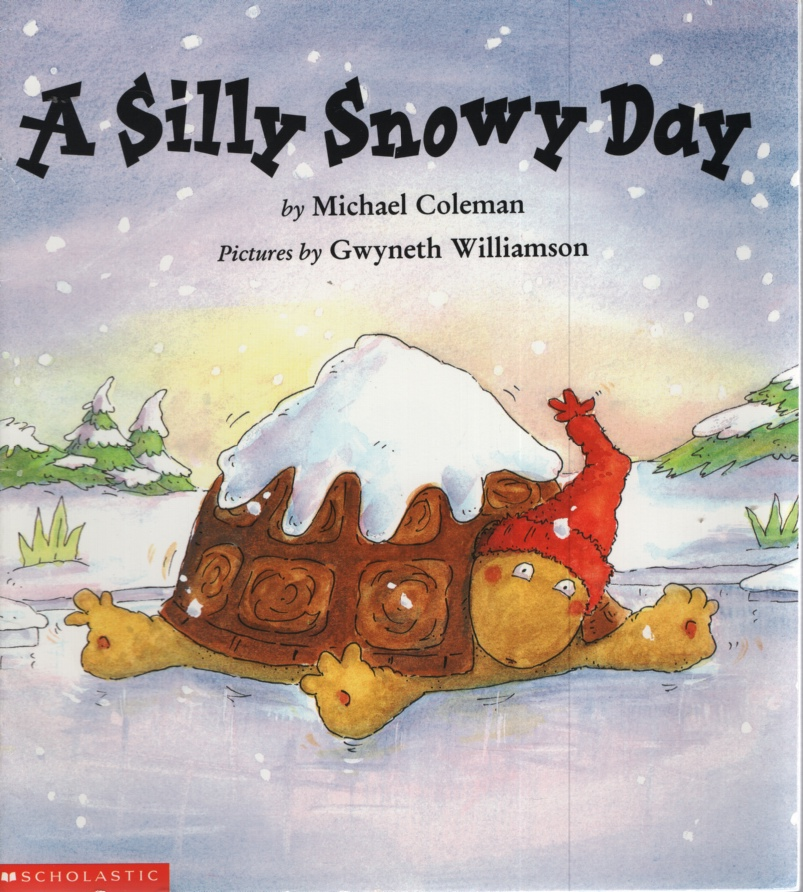 Image for A SILLY SNOWY DAY
