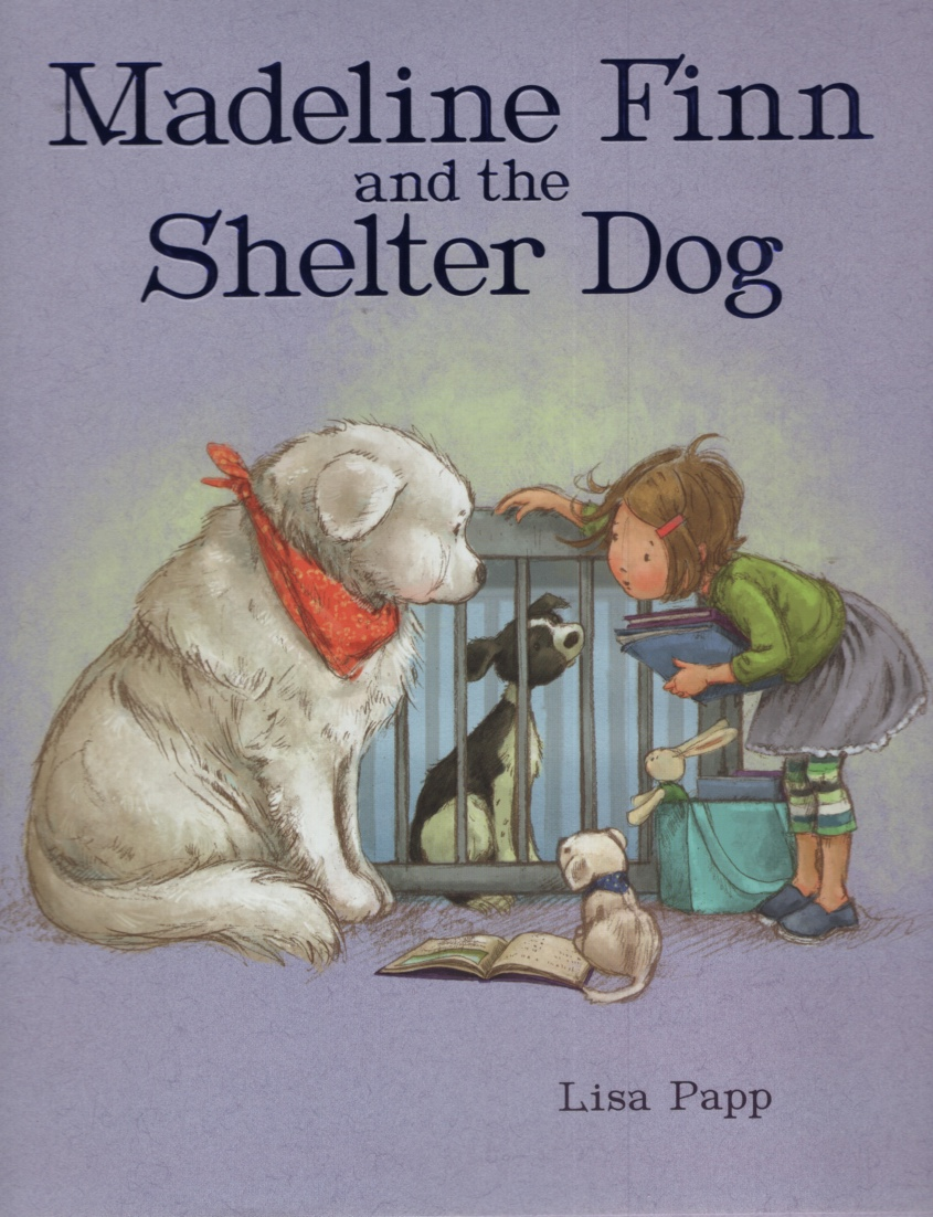 Image for MADELINE FINN AND THE SHELTER DOG