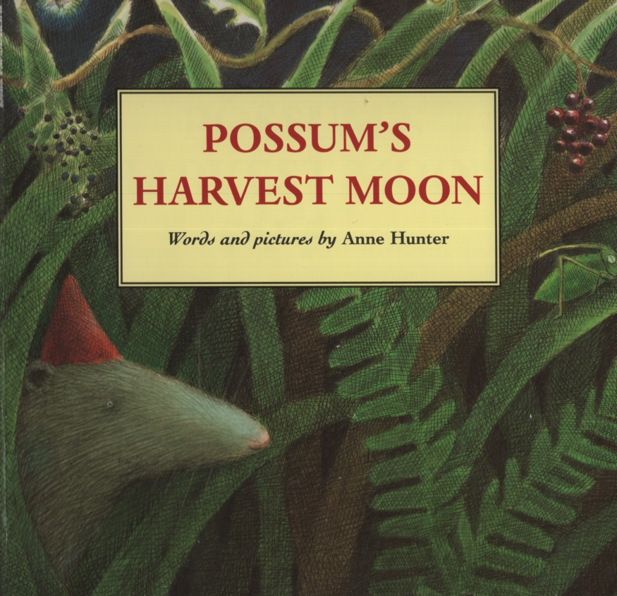Image for POSSUM'S HARVEST MOON