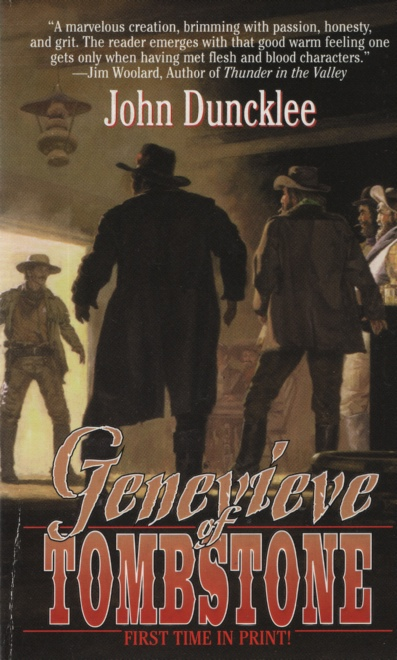 Image for GENEVIEVE OF TOMBSTONE