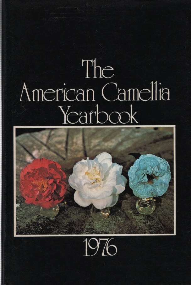 Image for THE AMERICAN CAMELLIA YEARBOOK 1976