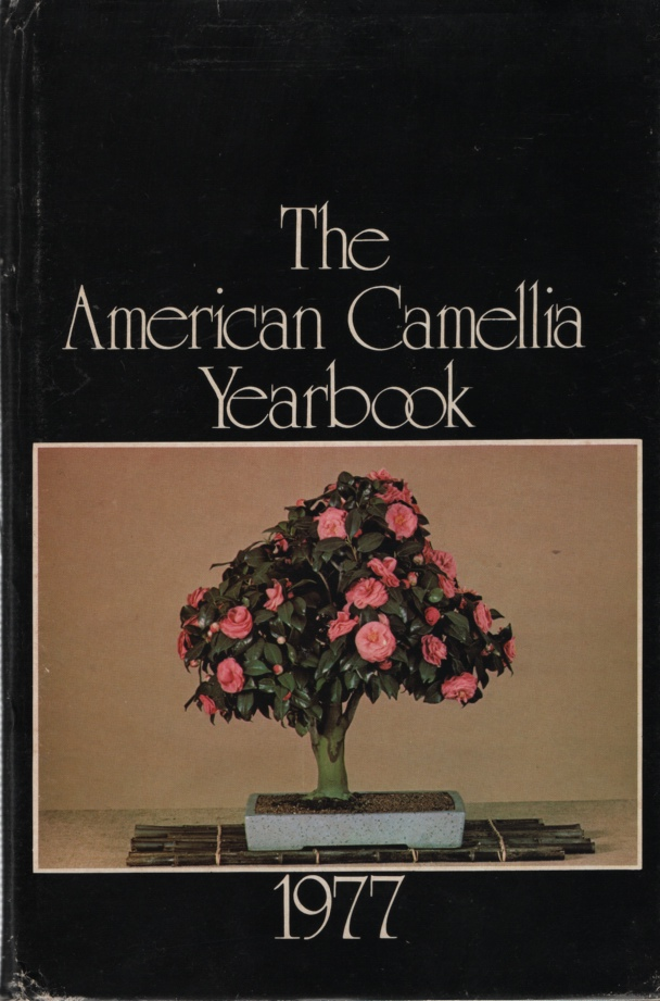 Image for THE AMERICAN CAMELLIA YEARBOOK 1977