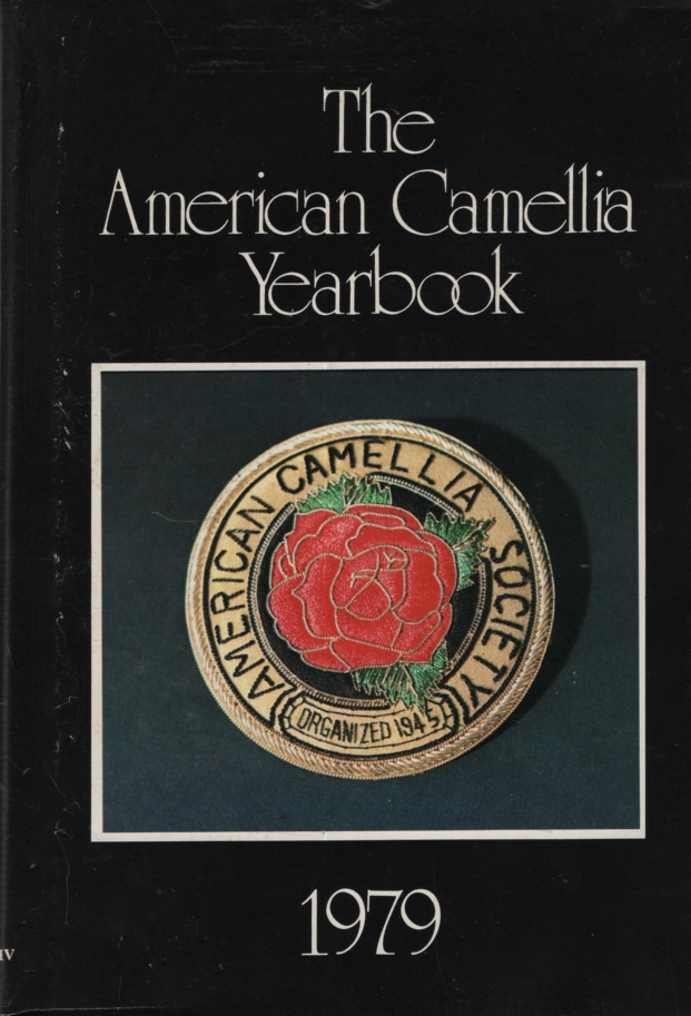Image for THE AMERICAN CAMELLIA YEARBOOK 1979