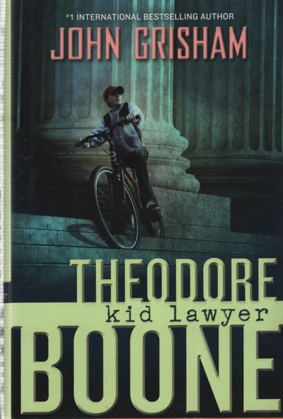Image for THEODORE BOONE: KID LAWYER