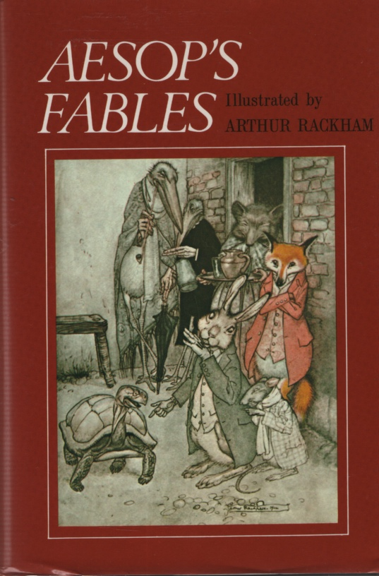 Image for AESOP'S FABLES Introduction by G K Chesterton