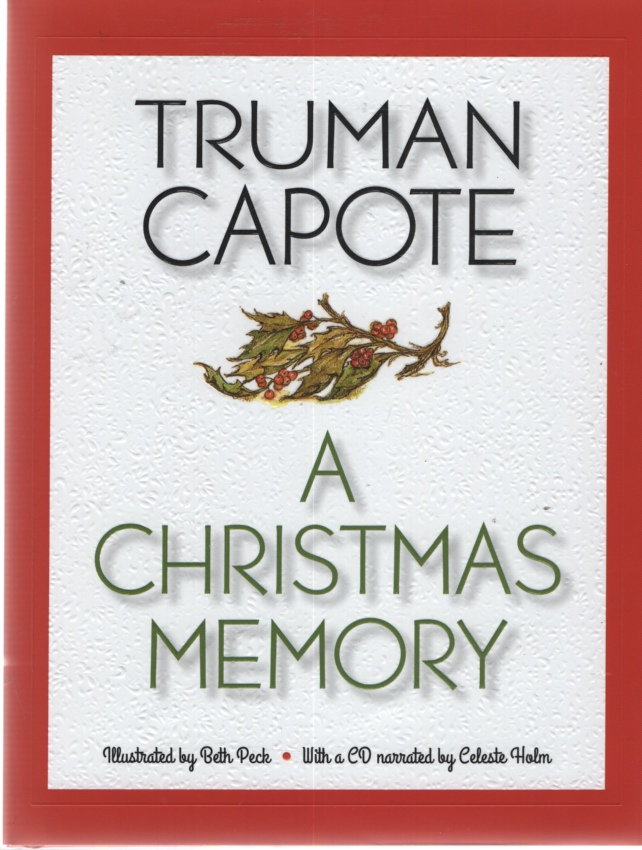 Image for A CHRISTMAS MEMORY With a CD Narrated by Celeste Holm
