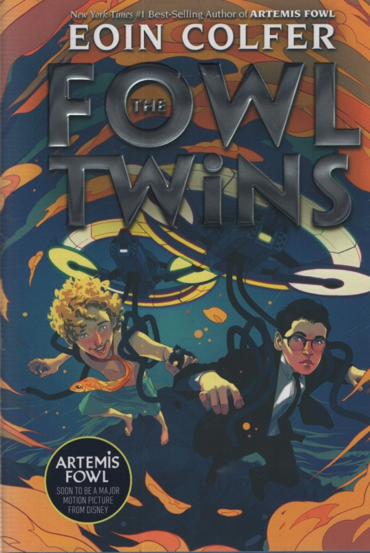 Image for THE FOWL TWINS