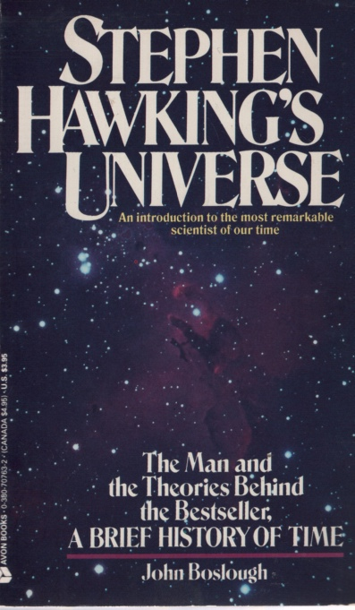 Image for STEPHEN HAWKING'S UNIVERSE An Introduction to the Most Remarkable Scientist of Our Time