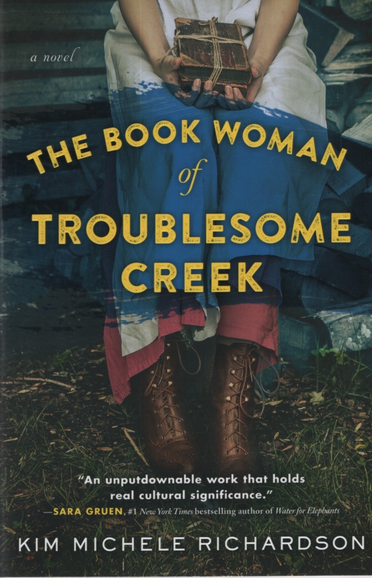 Image for THE BOOK WOMAN OF TROUBLESOME CREEK