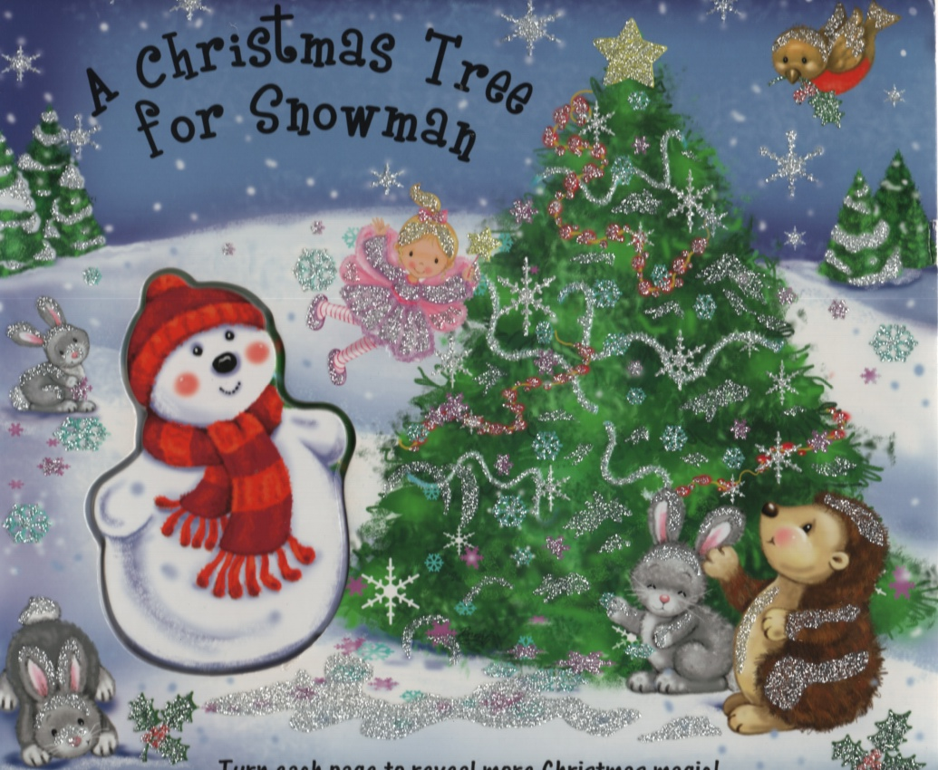Image for A CHRISTMAS TREE FOR SNOWMAN