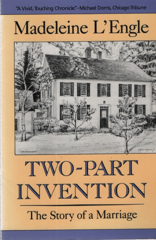 Image for TWO-PART INVENTION, THE STORY OF A MARRIAGE