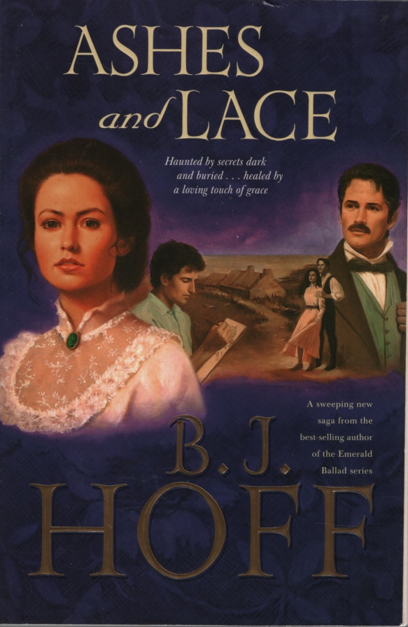 Image for ASHES AND LACE