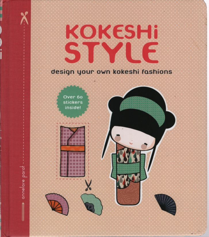 Image for KOKESHI STYLE Design Your Own Kokeshi Fashions
