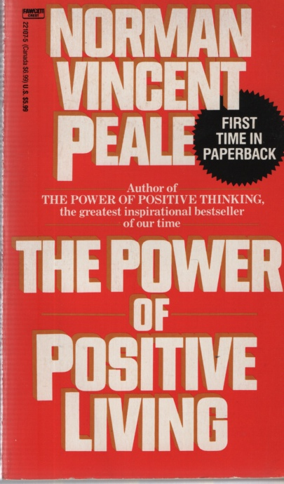 Image for THE POWER OF POSITIVE LIVING