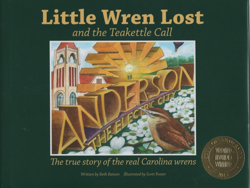 Image for LITTLE WREN LOST AND THE TEAKETTLE CALL