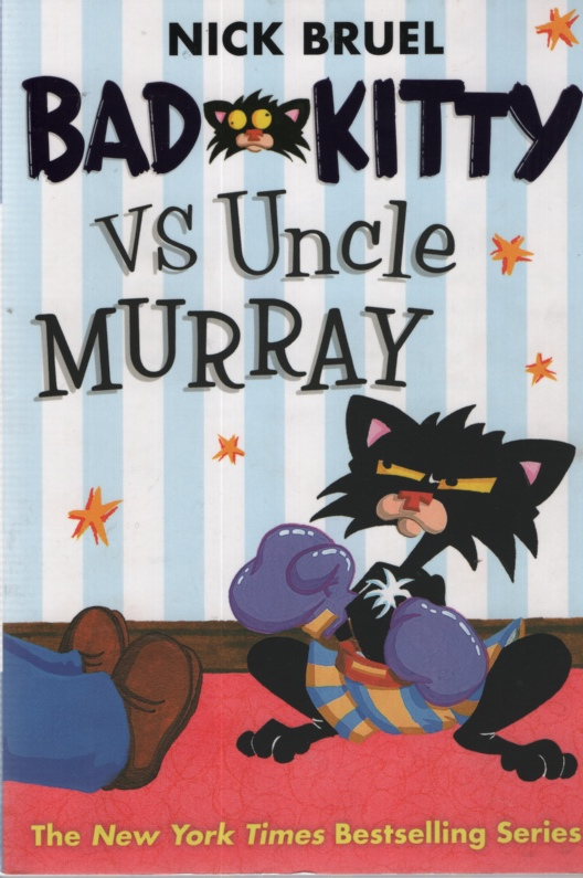 Image for BAD KITTY VS UNCLE MURRAY